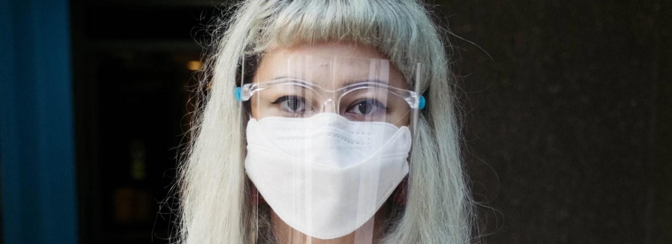 Przyłbice- środek prewencyjny przeciwko koronawirusowi i grypie sezonowej